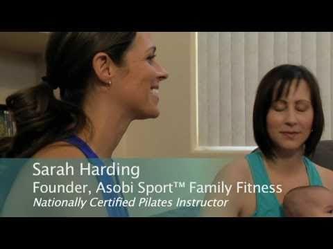Asobi Sport™ Family Fitness Dvd Teaser