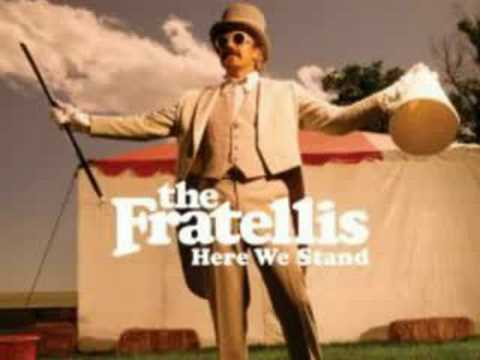 The Fratellis - Acid Jazz Singer
