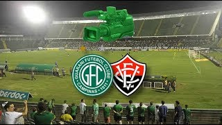 Guarani 3x2 Vitória-BA - Campeonato Brasileiro 2019 - Série B