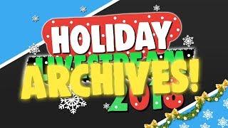🔴 Archives: Civ 5 & Civ 6 | Holiday Livestream 🎅🏻 - Real-Time Sub Count Live Stream