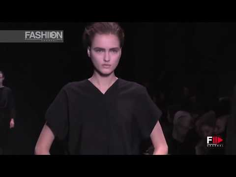 """ANN DEMEULEMEESTER"" Full Show HD Mode a Paris Autumn Winter 2014 2015 by Fashion Channel"