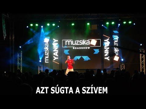 Yanni - Azt Súgta A Szívem (Muzsika Tv Road Show - Miskolc - 2018)