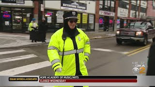 Crossing Guards Are Important To School Kids, But 1 Does A Lot More