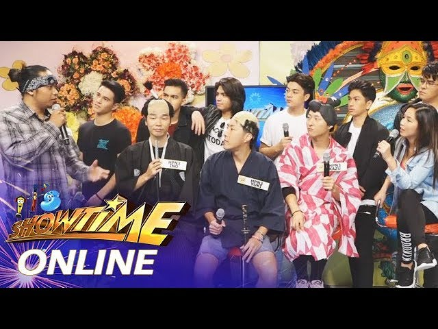 It's Showtime Online: Funny One HPN 3 and Korte Supremo share how they started their comedic stint