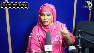 Today's Reality Talk show with Alhaja Modimat Asabi(Barrytide)