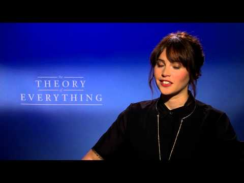 Felicity Jones -  The Theory of Everything