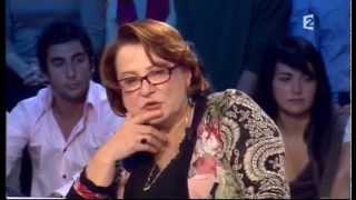 Josiane Balasko - On n'est pas couché 27 septembre 2008 #ONPC