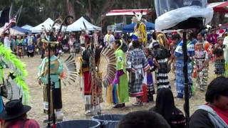 Native American Children Dancing, Stanford Powwow, Mother