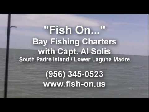 Lower Laguna Madre - South Padre Island Fishing
