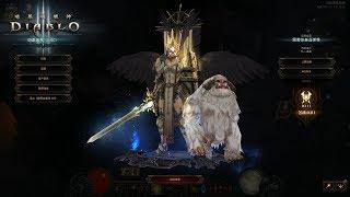 [Zildjian1974] Diablo III 聖教軍套裝 1/4 召魔者的棘刺 2.6.4版