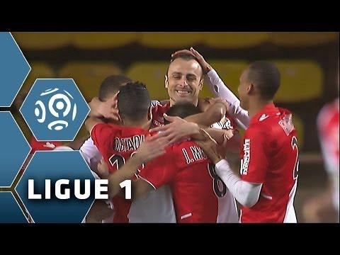 Goal Dimitar BERBATOV (6') - AS Monaco FC-FC Sochaux-Montbéliard (2-1) - 08/03/14 - (ASM-FCSM)