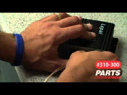 Lepai Tripath TA2020 Class-T Amplifier