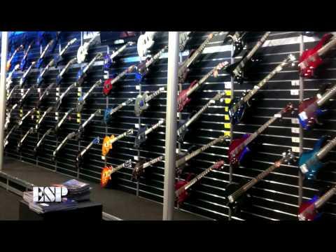 ESP Guitars: Musikmesse 2012