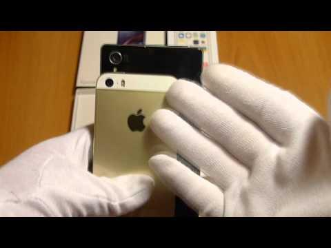 Обзор iPhone 5S Gold и Sony Xperia Z1. Сравнение. Size35mm.ru