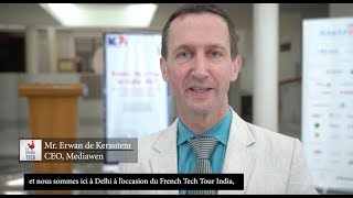 French Tech Tour in India, November 2017