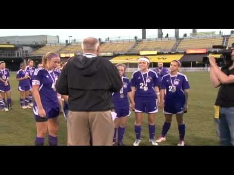 2012 Ohio Girls Soccer D2 state final Walsh vs DeSales