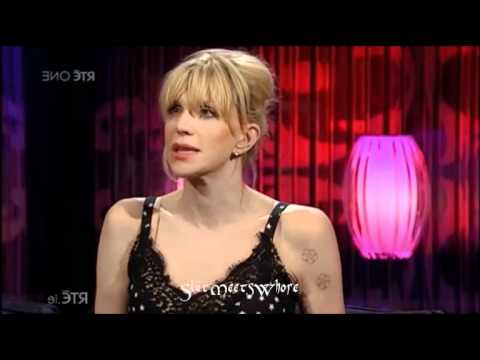 Courtney Love Cobain on The Saturday Night Show - October 2011