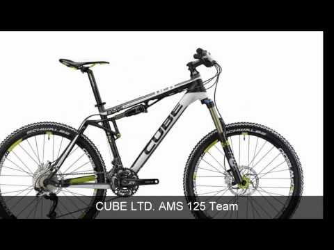 CUBE LTD. AMS 125 Team MTB Full Suspension