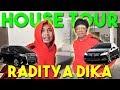 HOUSE TOUR RADITYA DIKA #AttaGrebekRumah | EPS 2 | PART 1