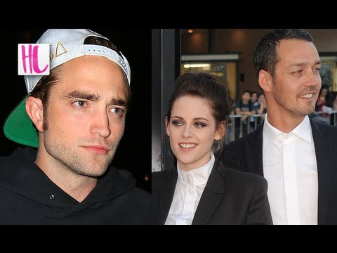 Robert Pattinson Leaves Kristen Stewart After Rupert Sanders Text