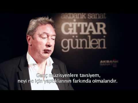 İsveçli Gitar Virtüözü Anders Miolin Konserinin Ardından