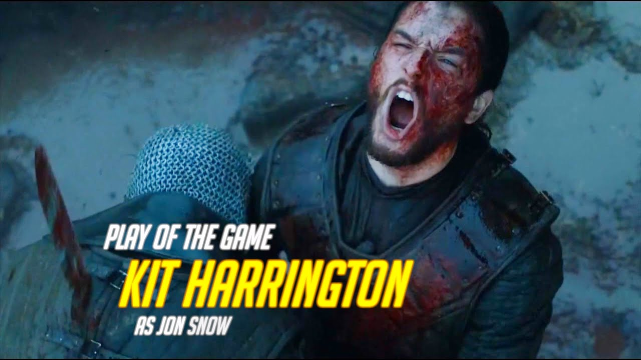 And Now, Jon Snow's Play Of The Game