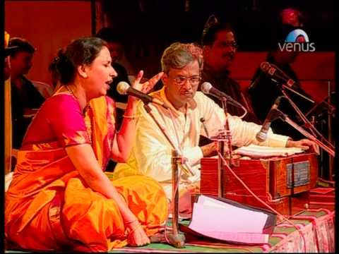 Tejomay Nadbramha (Shridhar Phadke Sangeet Sandhya - Ritu Hirwa...