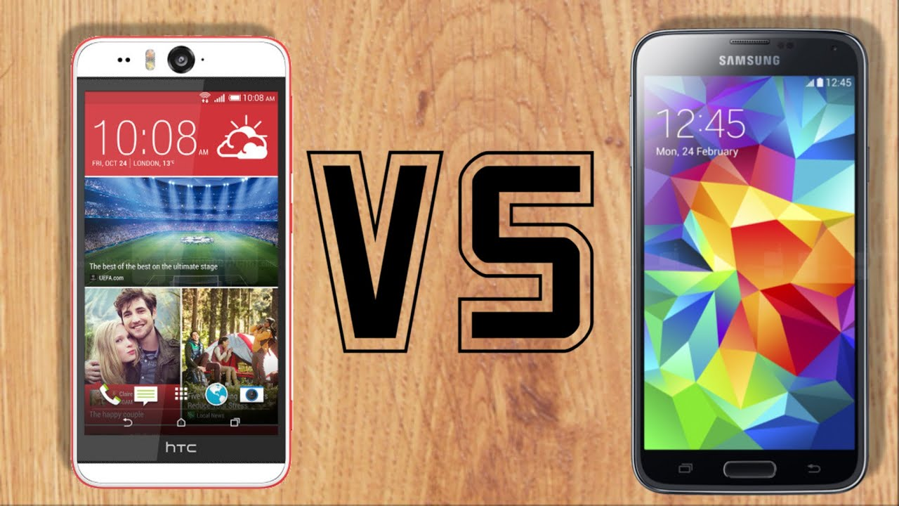 Htc Desire Eye vs Samsung