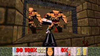 Classic Doom 2 Megawad: The Vilecore MAP30 - Battle Hex