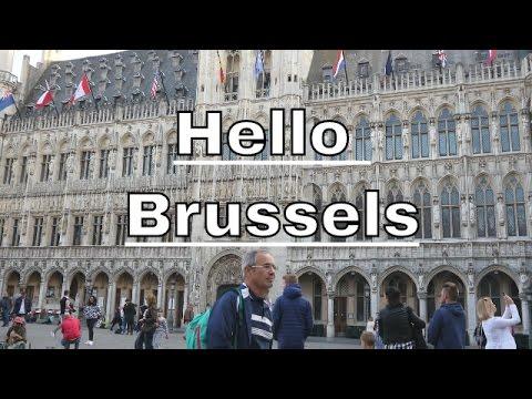Good Bye Ireland, Hello Brussels