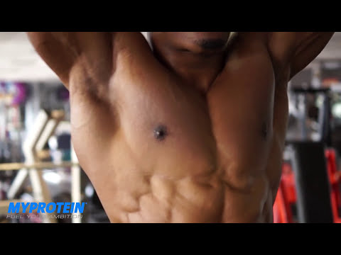 Simeon Panda Shoulder Workout - Myprotein