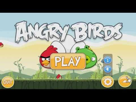 LPtG HD - ANGRY BIRDS -Análisis Gameplay-