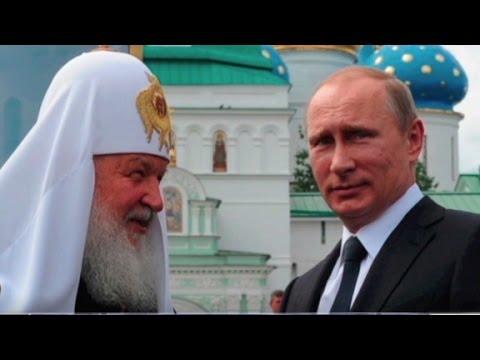 Inside Vladimir Putin's inner circle