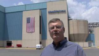 Bob Visits MeadWestvaco
