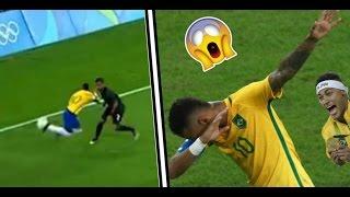Neymar Jr - Crazy Skills & Goals ● Rio Olympics 2016 | HD |