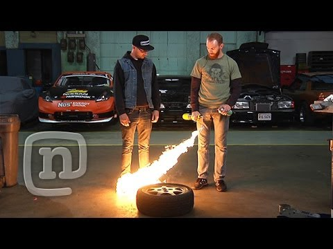 Chris Forsberg & Ryan Tuerck Drift Garage - Welding The Diff, Installing Suspension & Safety Ep. 3 video