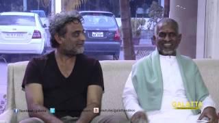 Shamitabh's background score can be heard as a movie itself - Balki | Galatta Tamil