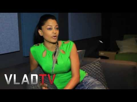 Claudia Jordan Discusses Gary Busey's Craziness
