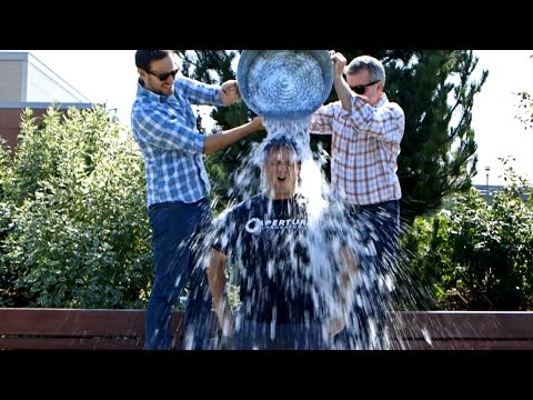Phil Spencer Accepts the ALS #IceBucketChallenge