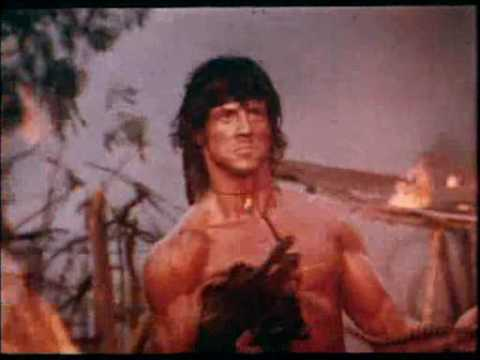 Rambo: First Blood Part II (Trailer 1985) Video