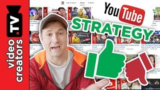 My Process for Evaluating my YouTube Content Strategy