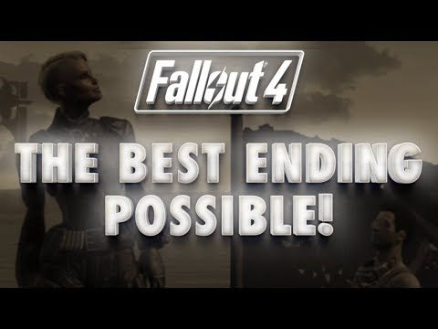 """Fallout 4 Best """"Good Ending"""" Possible: Peace between Railroad, Brotherhood and Minutemen"""