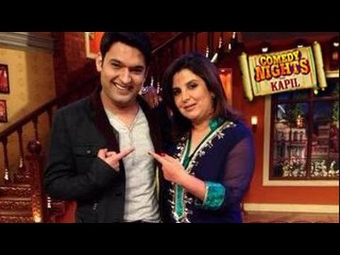 Farah Khan on Comedy Nights with Kapil 20th October 2013