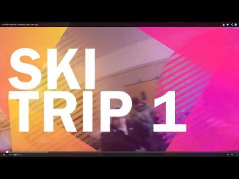 Camden Military Academy Cadet Ski Trip