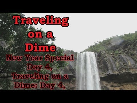 Traveling on a Dime: Day 4, Jungle Kayaking on Iriomotejima