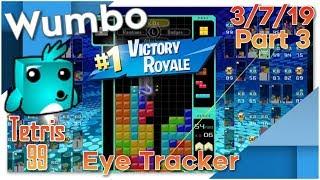 Tetris 99 Battle Royale - Win Streaks - Wumbo 805+ Wins