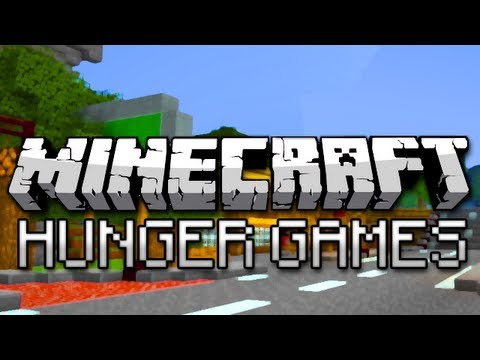 Minecraft: Hunger Games Survival w/ CaptainSparklez - Mega Map Part 2