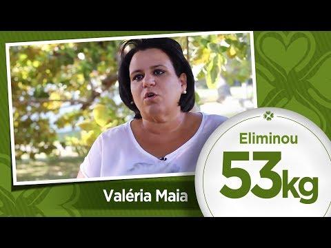 Vânia Maria emagreceu 53kg