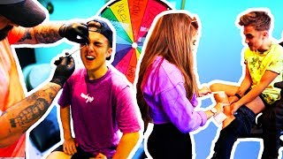 EXTREME DARES SPIN WHEEL GAME You Spin It, You Get It