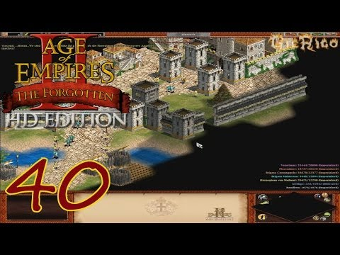 iPlay Age of Empires II HD: The Forgotten [40] - O Fortuna (1/3) [DE/HD/BLIND]